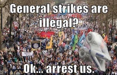 Generallstreick USA